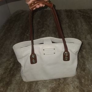 kate spade Bags - Kate Spade white tote